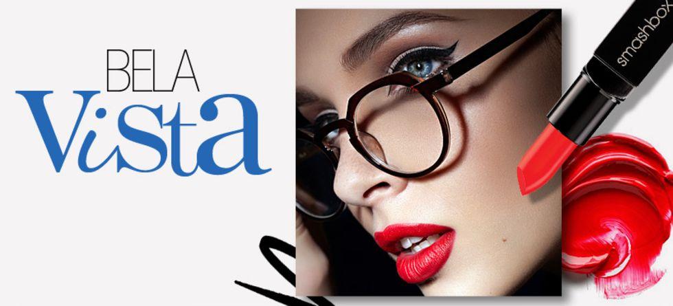Make para quem usa óculos – Beleza na Web 7ca69b06c2