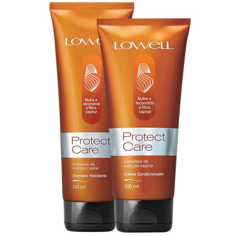 Lowell Protect Care Duo Kit (2 Produtos)