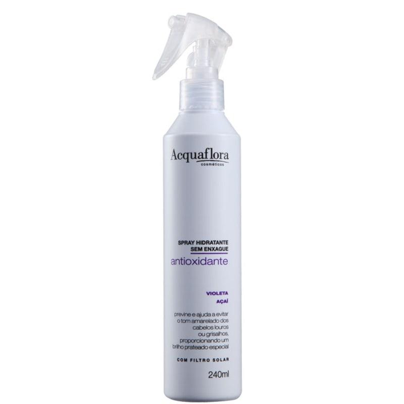 Acquaflora Antioxidante Spray Hidratante Sem Enxágue - Leave-In 240ml
