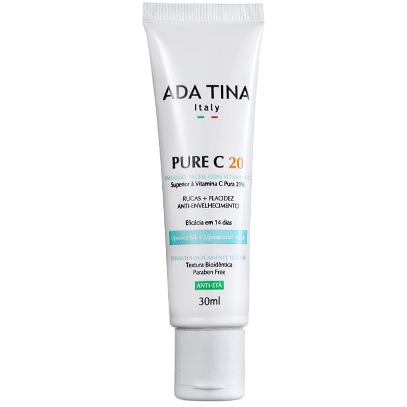Ada Tina Pure C 20 – Emulsão Concentrada 30ml