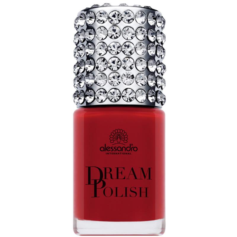 Alessandro International Dream Polish Red Diva - Esmalte Cremoso 15ml