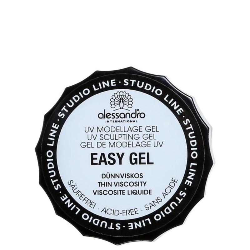 Alessandro International Easy Gel - Modelador para Unha