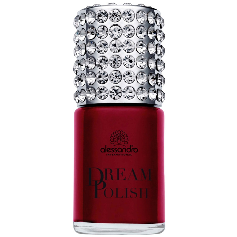 Alessandro International Dream Polish Rouge Noir - Esmalte Cremoso 15ml
