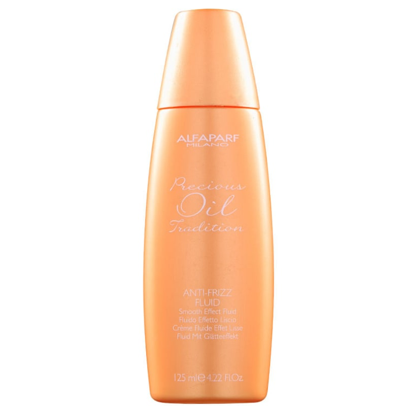 Alfaparf Precious Oil Tradition Anti-Frizz Fluid - Fluido Anti-Frizz 125ml