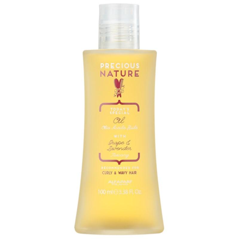 Alfaparf Precious Nature Grape & Lavender Oil - Óleo 100ml