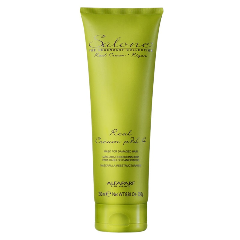 Alfaparf Salone Real Cream Ph4 - Tratamento 250ml