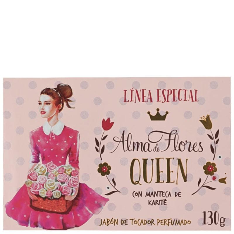 Alma de Flores Queen - Sabonete em Barra 130g