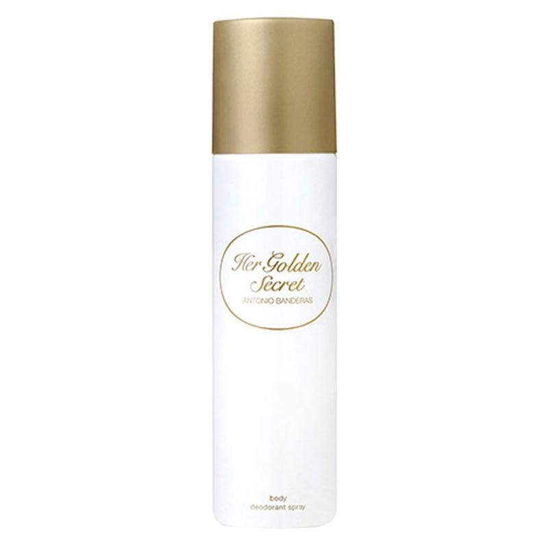 Antonio Banderas Secret Her Golden - Desodorante Feminino 150ml