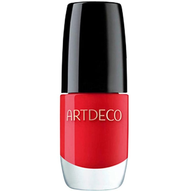 Artdeco Ceramic Nail Lacquer 16 Red Stiletto - Esmalte Cremoso 6ml
