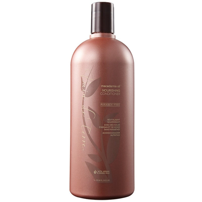 Bain de Terre Macadamia Oil Nourishing Conditioner - Condicionador 1000ml