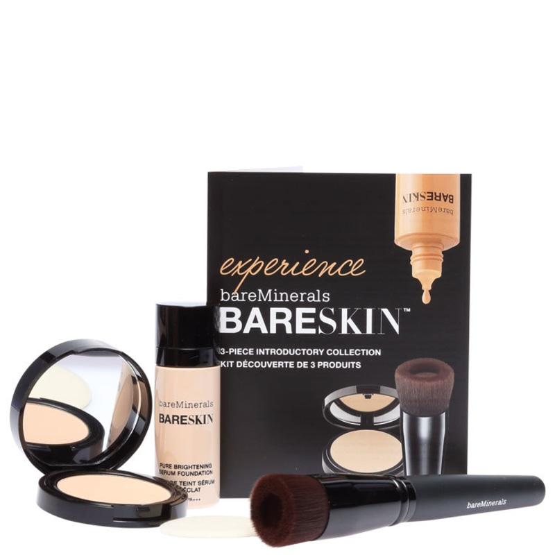 Kit bareMinerals bareSkin Experience Bare 03 Linen (3 produtos)