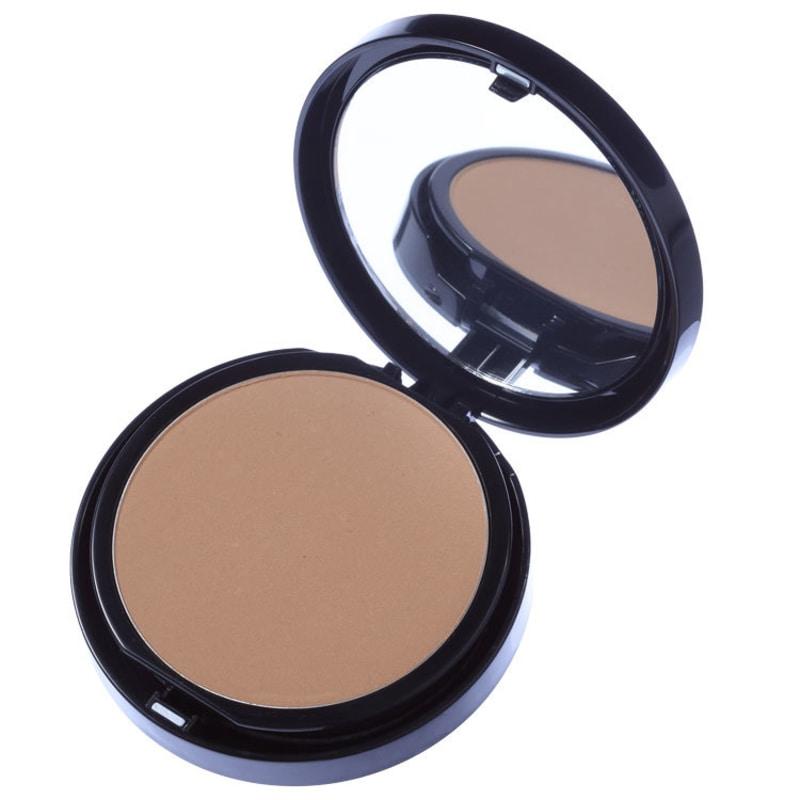 bareMinerals bareSkin Perfecting Veil Tan to Dark - Pó Compacto Natural 9g