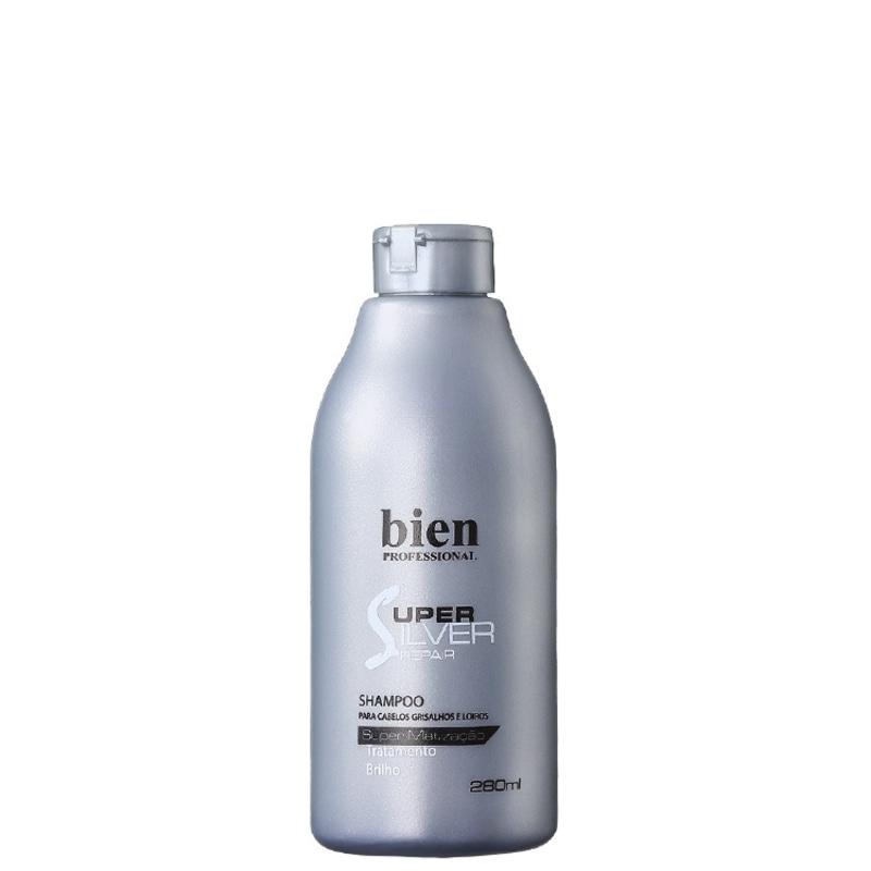 Bien Professional Super Silver Repair - Shampoo 280ml