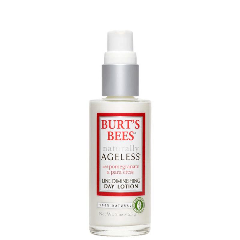 Burt's Bees Naturally Ageless Day Lotion - Hidratante Anti-idade 55g