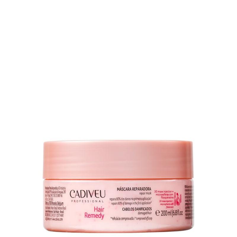 Cadiveu Professional Hair Remedy - Máscara Reparadora 200ml