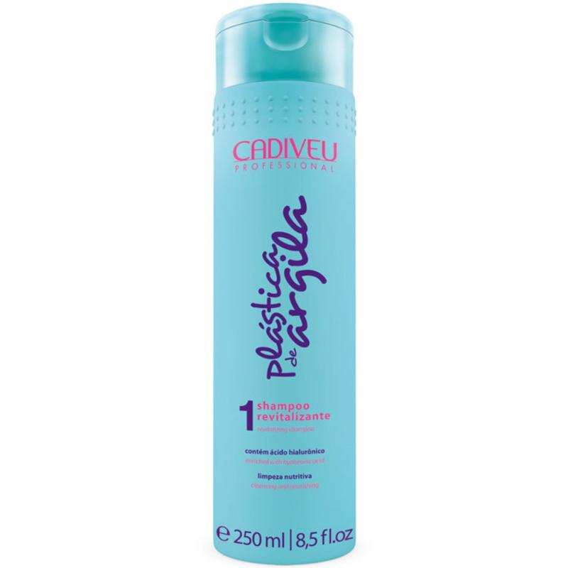 Cadiveu Professional Plástica de Argila Shampoo Revitalizante - 250ml
