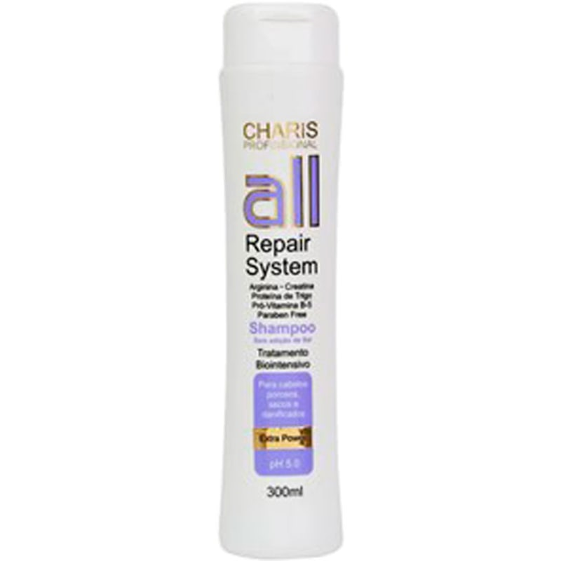 Charis All Repair System - Shampoo 300ml