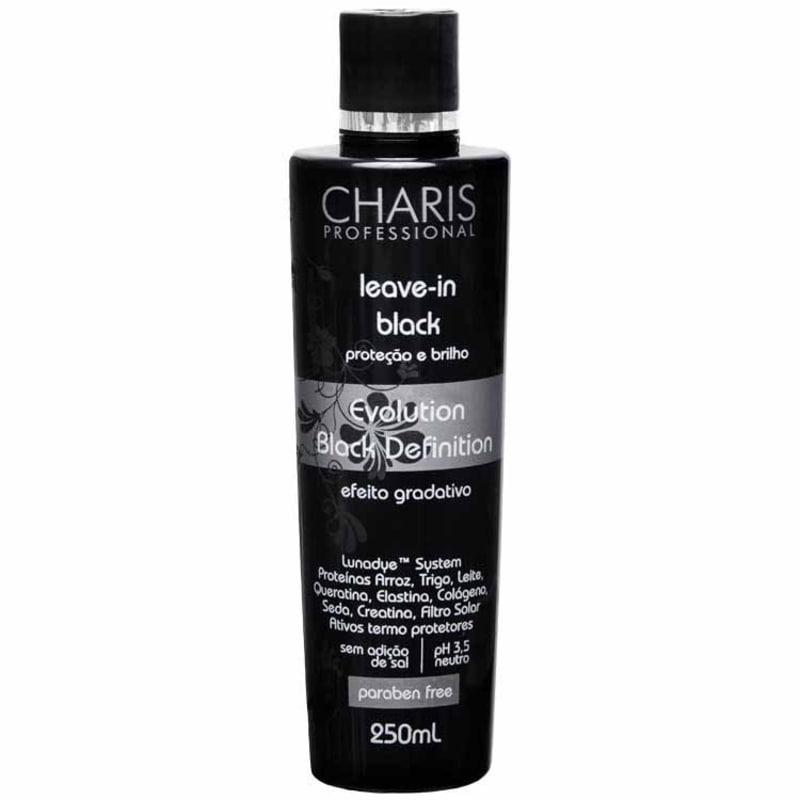 Charis Leave In Black-Evolution Black Definition
