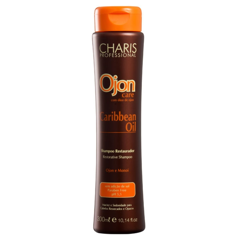 Charis Ojon Care Caribbean Oil Restaurador - Shampoo 300ml