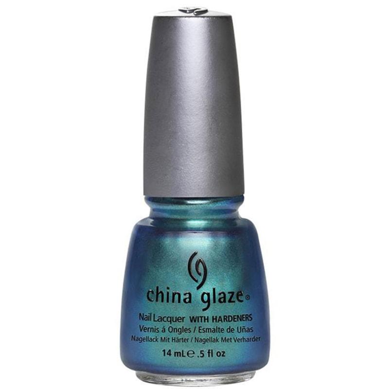 China Glaze Bohemian Deviantly Daring - Esmalte Metálico 14ml