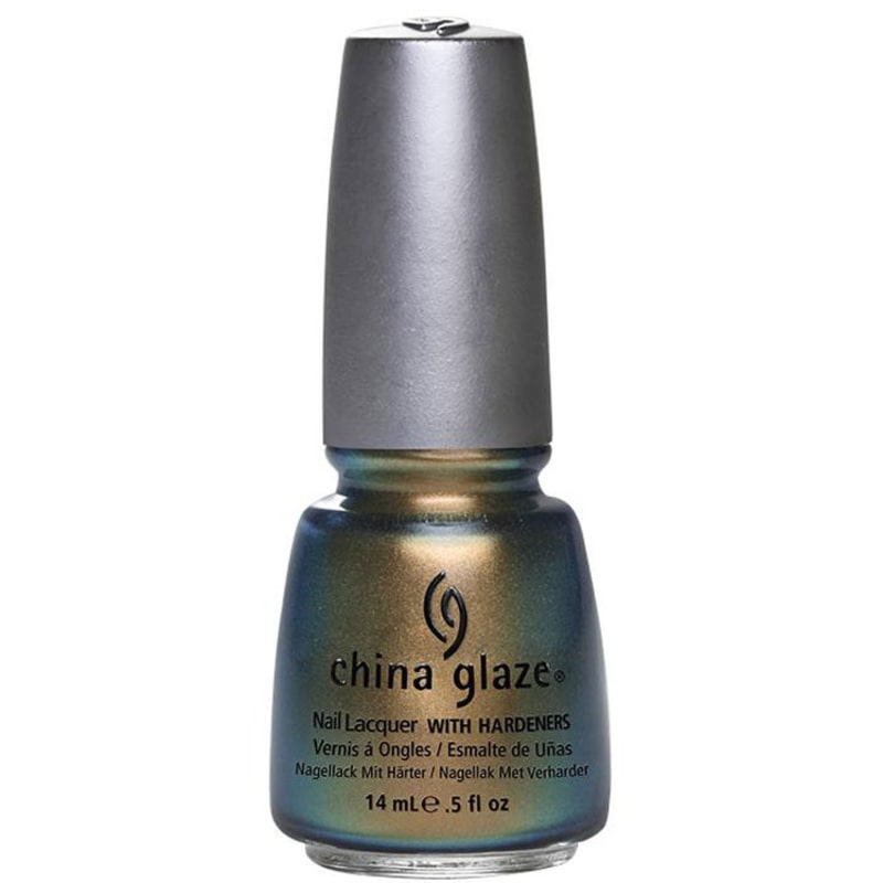 China Glaze Bohemian Rare and Radiant - Esmalte Metálico 14ml