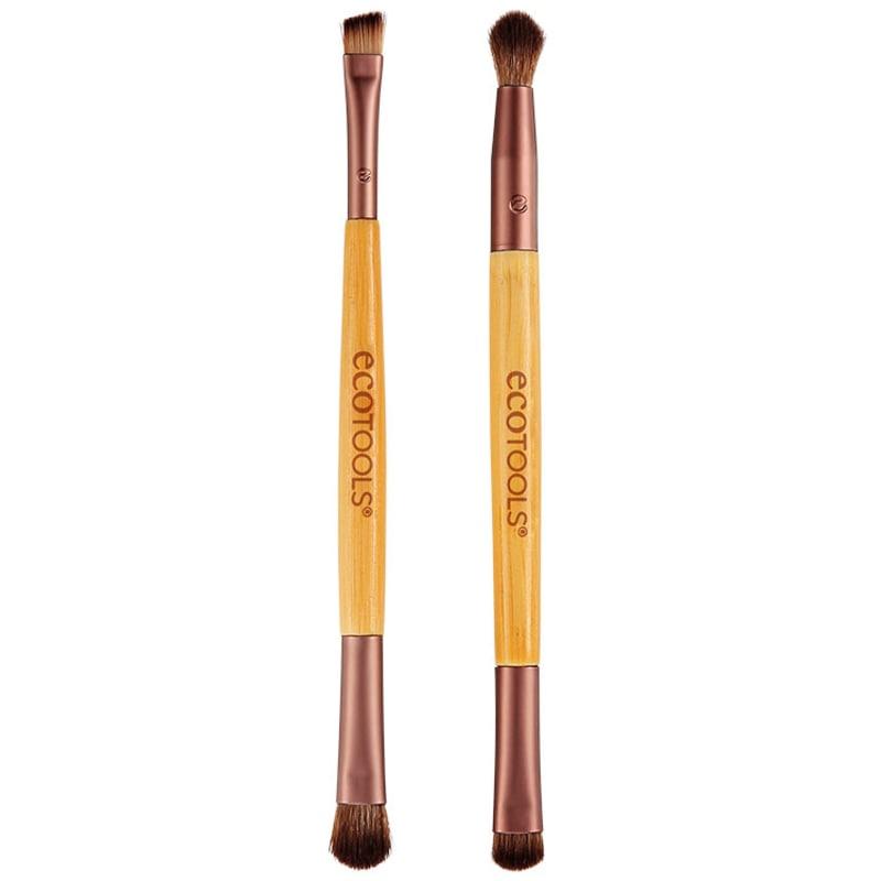 Kit de Pincéis Ecotools Eye Enhancing Duo (2 produtos)