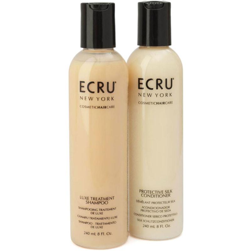 Ecru New York Luxe Protective Duo Kit (2 Produtos)