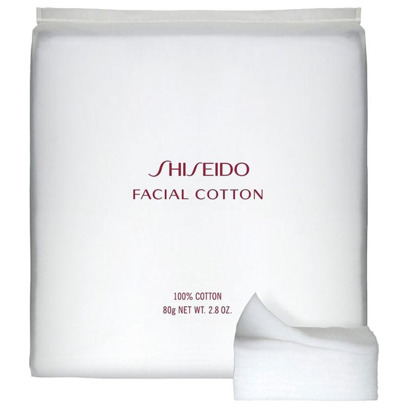 Shiseido The Skincare Facial Cotton - Algodão (165 unidades)