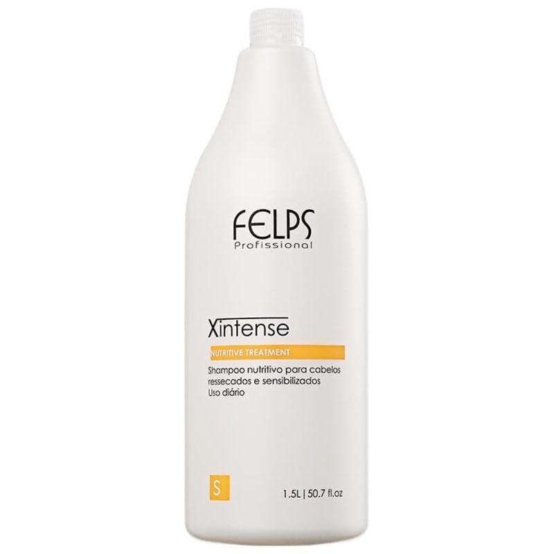Felps Profissional XIntense Nutritive Treatment - Shampoo 1500ml