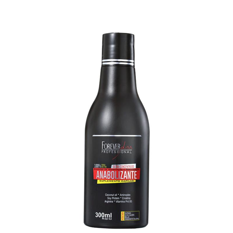 Forever Liss Professional Anabolizante - Shampoo 300ml