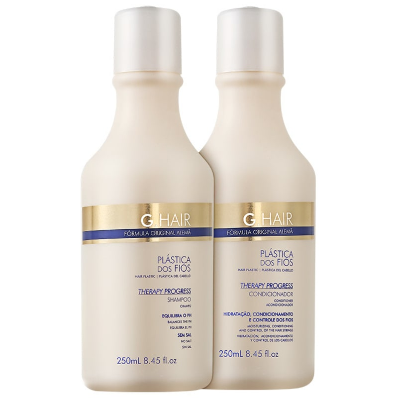 G. Hair Therapy Progress Duo Kit (2 Produtos)