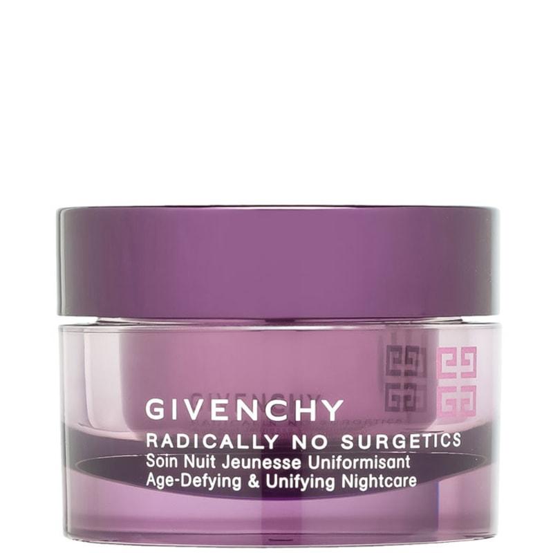 Givenchy Radically No Surgetics Age-Defying & Unifying Nightcare - Anti-Idade 50ml