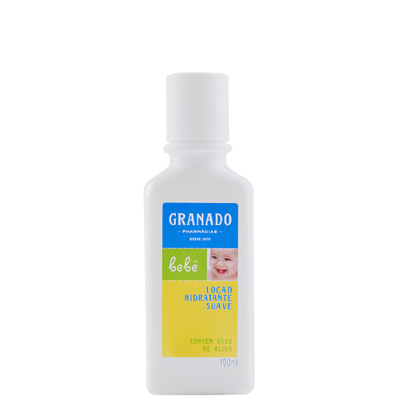 Granado Bebê Suave Tradicional - Hidratante 100ml