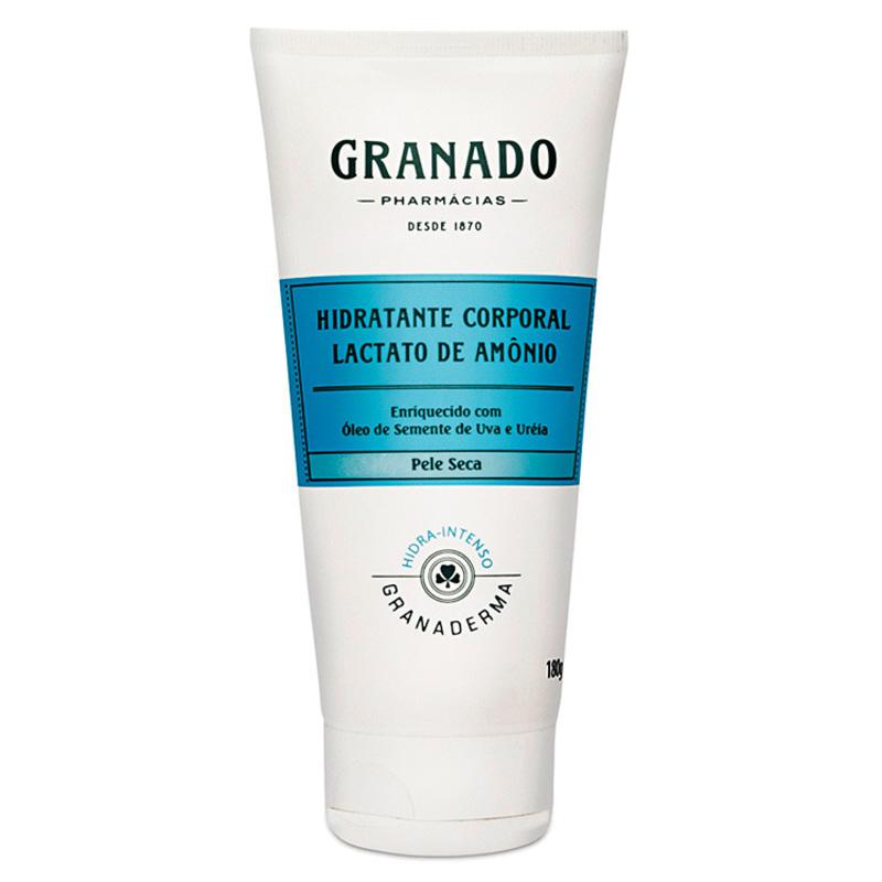 Granado Granaderma Hidra-Intenso Hidratante Corporal Lactato de Amônio - Creme para o Corpo 180g