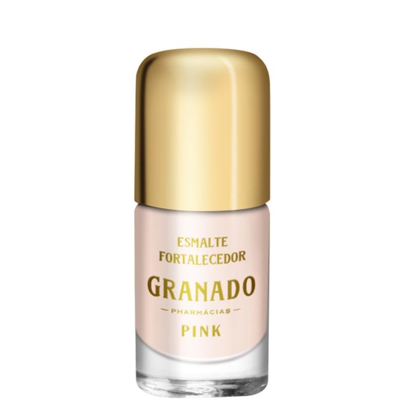 Granado Pink Fortalecedor Barbra - Esmalte Cremoso 10ml