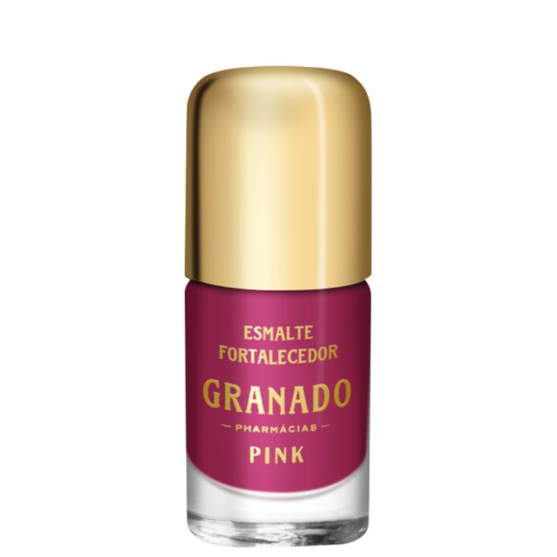 Granado Pink Fortalecedor Louisa - Esmalte Cremoso 10ml