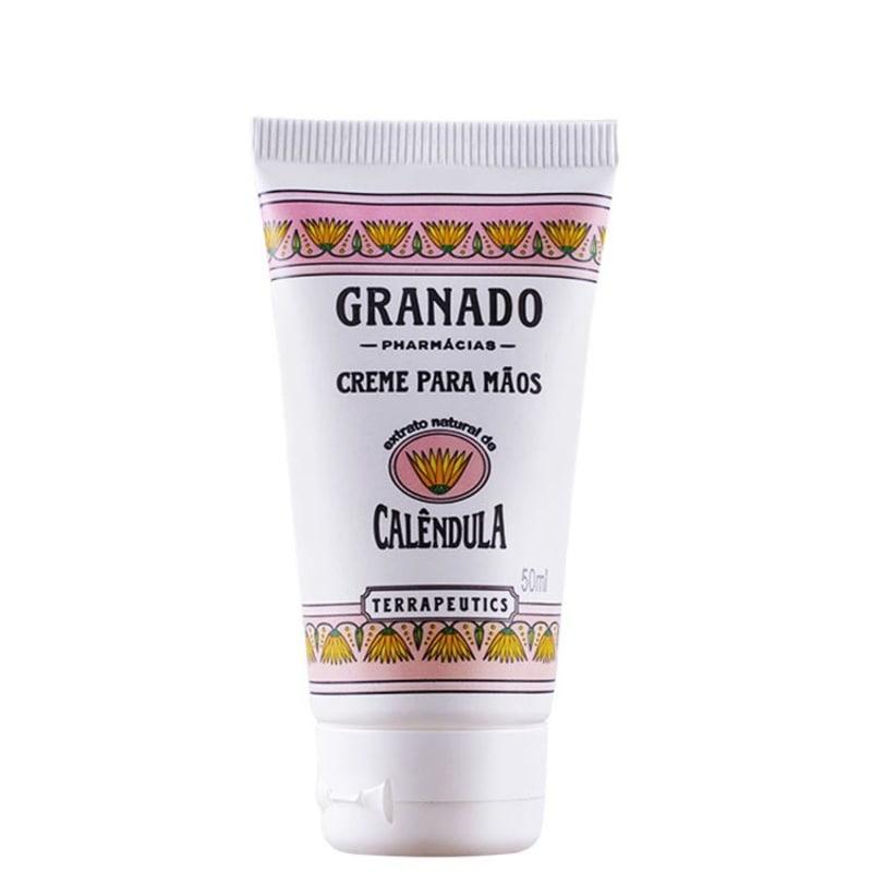 Granado Terrapeutics Calêndula - Creme Para Mãos 50ml
