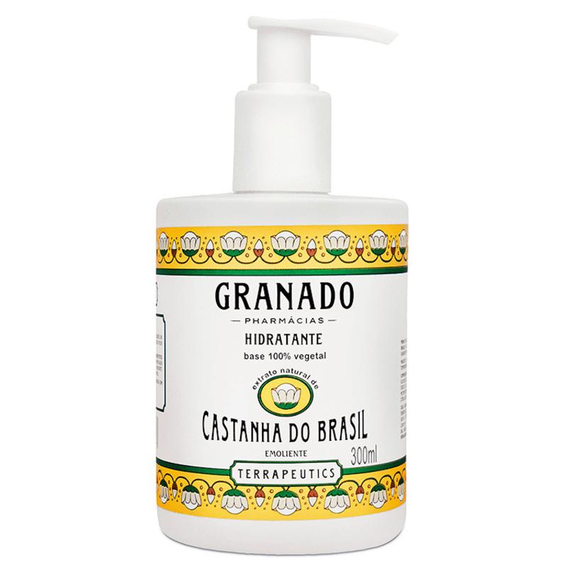 Granado Terrapeutics Castanha do Brasil - Creme Hidratante Corporal 300ml