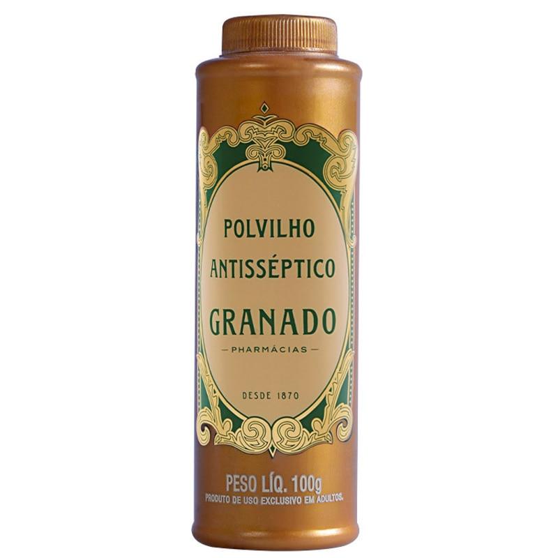 Granado Antisséptica Tradicional Polvilho Antisséptico - Talco 100g