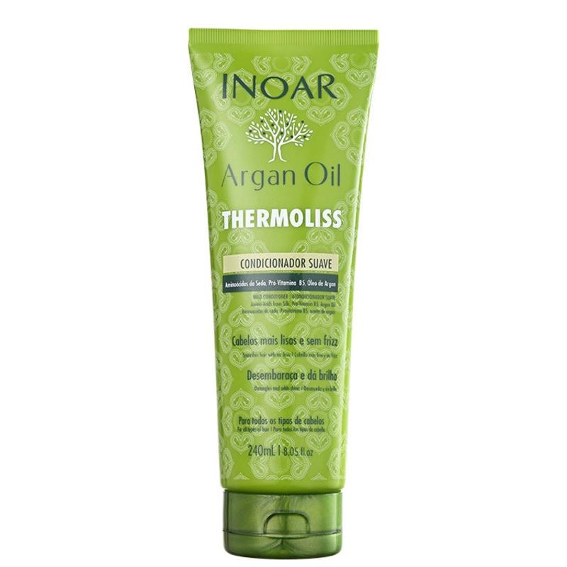 Inoar Argan Oil Thermoliss - Condicionador 240ml