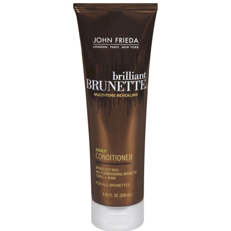 John Frieda Brilliant Brunette Daily Conditioner - Condicionador 250ml