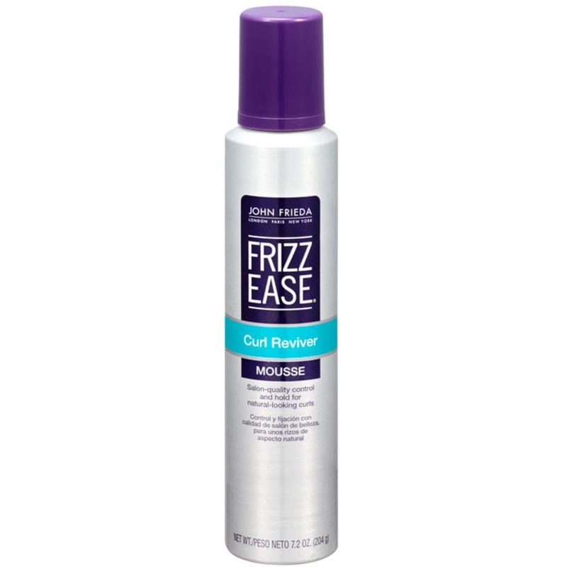 John Frieda Frizz-Ease Curl Reviver - Mousse 204g