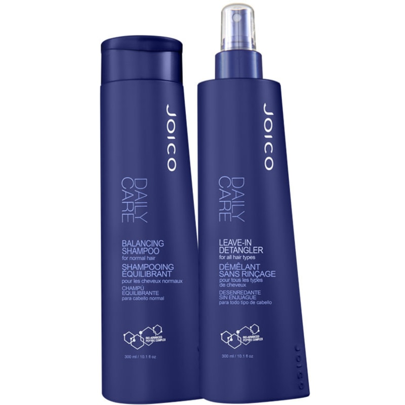 Joico Daily Care Balance Detangle Kit (2 Produtos)