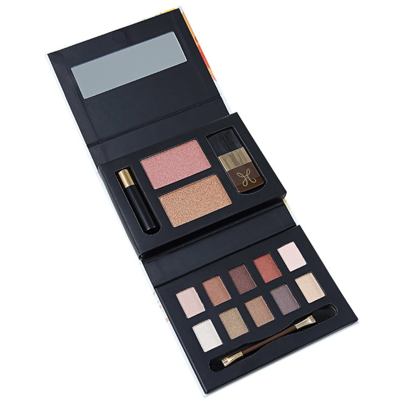 Joli Joli Ma Palette de Couleurs Minha Paleta Dourada GM 11203 - Estojo de Maquiagem