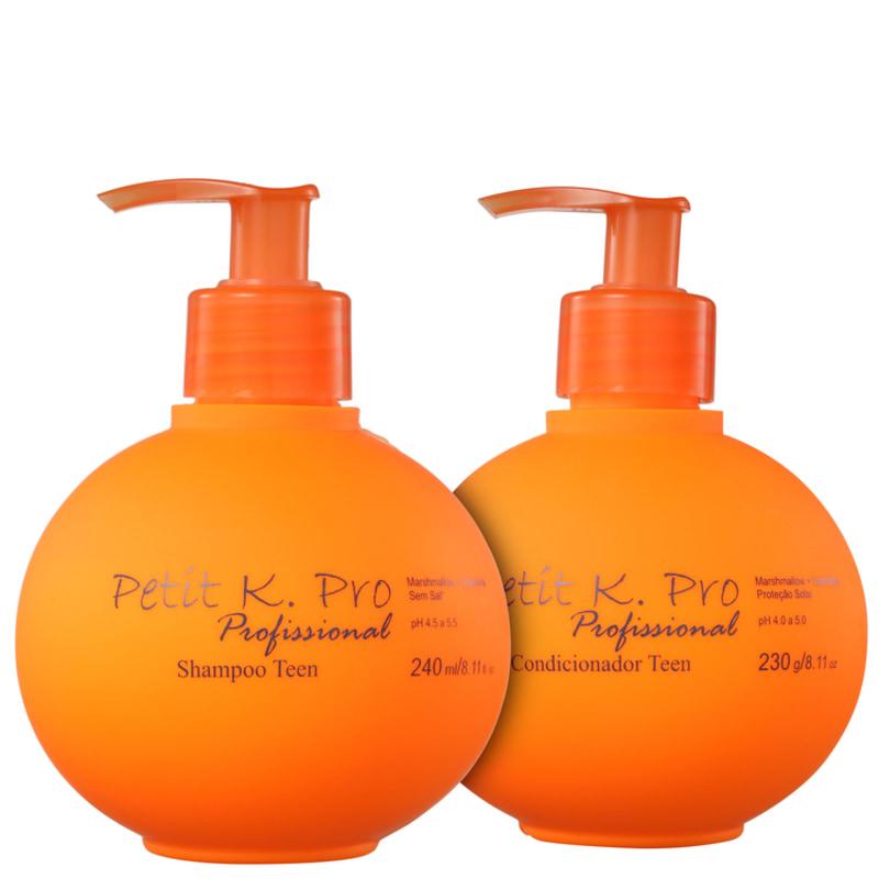 K.Pro Petit Profissional Teen Duo Kit (2 Produtos)