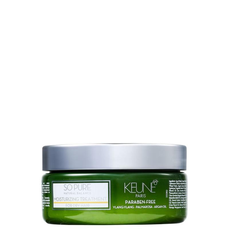 Keune So Pure Moisturizing Treatment - Máscara 200ml