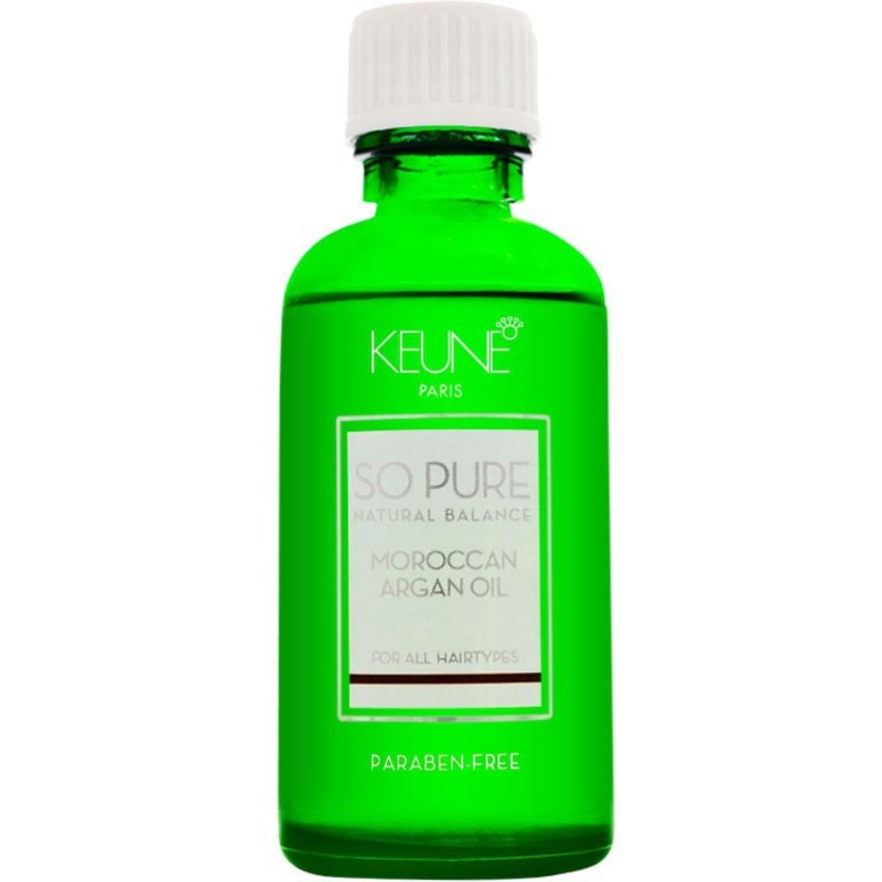 Keune So Pure Natural Balance Moroccan Argan Oil - Tratamento 45ml