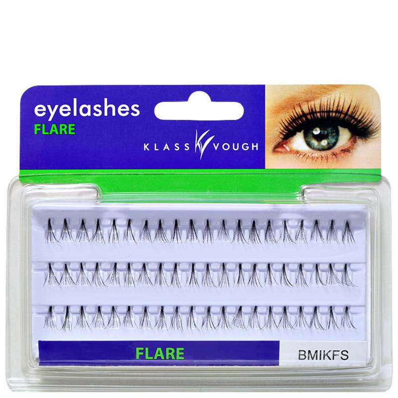 Klass Vough Flare 9mm Tufos - Cílios Postiços