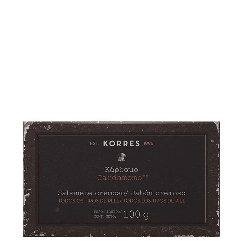 Korres Cardamomo - Sabonete em Barra 100g