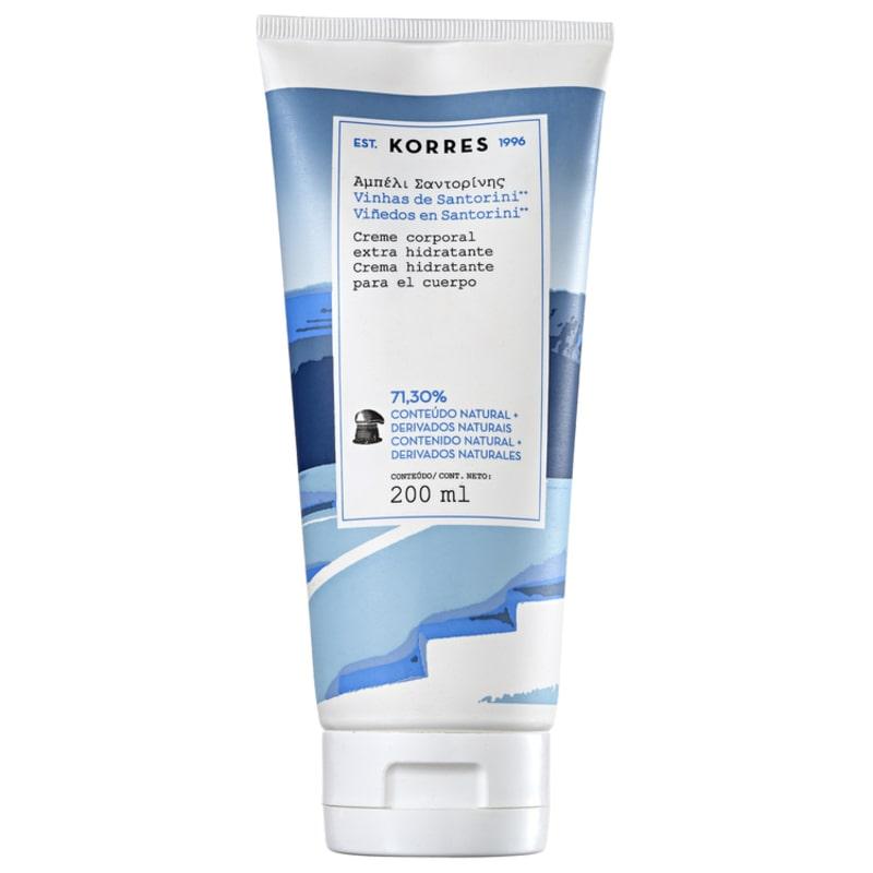 Korres Vinhas de Santorini - Creme Hidratante Corporal 200ml